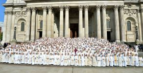Female priests anniversary marked